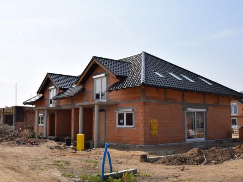 Bielany Legnickie - 1 etapy budowy